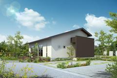 広がる空間・住み心地のいい平屋の実例見学会