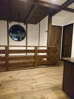 『Wood+koushi+Nurikabe』和モダンスタイルの家  ※公開最後の3日間