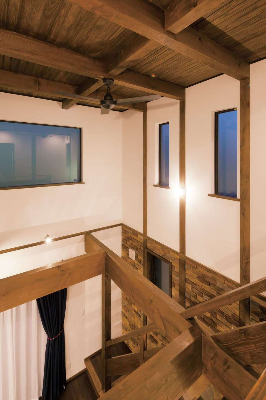 TDホーム静岡西 ウエストンホームズ【デザイン住宅、和風、趣味】構造計算、耐震等級3、高気密・高断熱設計など、目に見えない性能部分まで妥協しないのが同社のこだわり