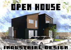 【予約受付中】地中熱利用のヴィンテージテイストなインダストリアルデザインの家!10月21日(土)~10月29日(日) OPEN HOUSE開催