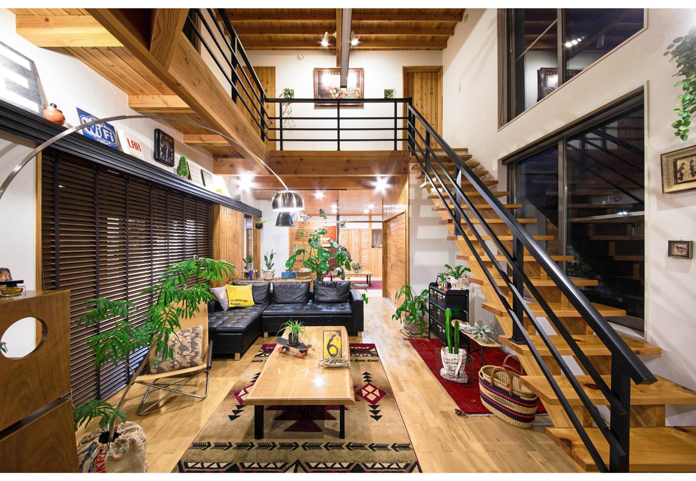 Yutori Style 鳥居建設21
