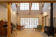 【木の家をお考えの方へ】モデルハウス見学と相談会!