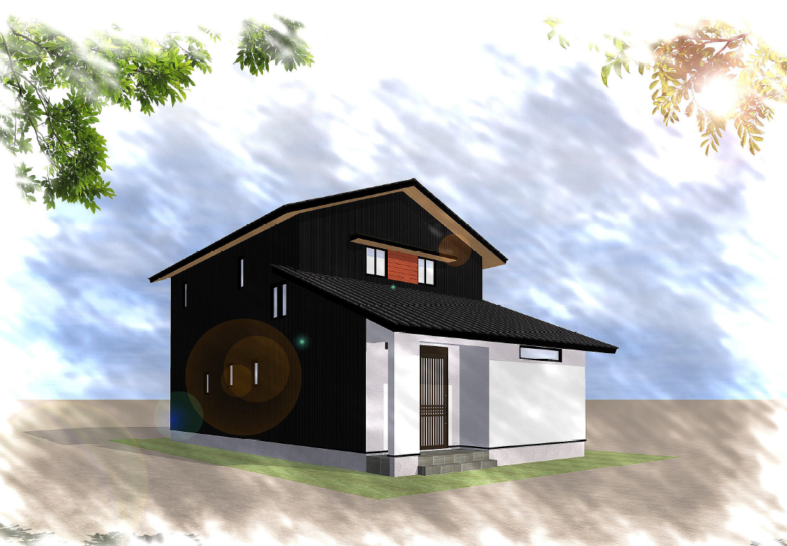 【4/14、15】子ども3人がのびのび育つ木心地の好い家 完成見学会