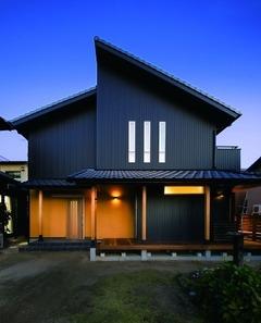 断熱と調湿性能にこだわった きれいな空気が流れる木の家