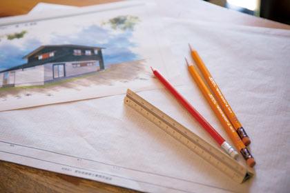 削りたての鉛筆
