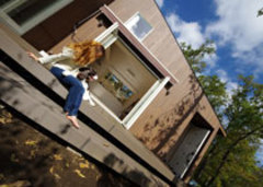 平屋で愛犬と快適に暮らす 伊豆高原の森の家