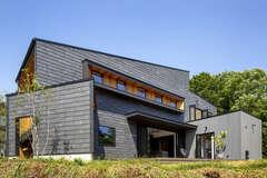 子育て世代でも手が届く、建築家デザインの暮らしやすい家