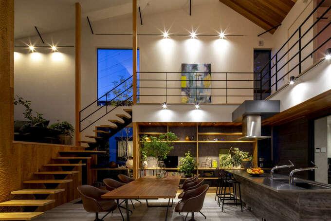建築家の発想+主婦の目線、2方向から提案する暮らしやすい家
