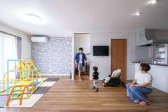 間取りも仕様もすべて叶えた 大家族にやさしい二世帯住宅