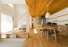 ニューノーマルな暮らし方を提案する「地球品質」のモデルハウス