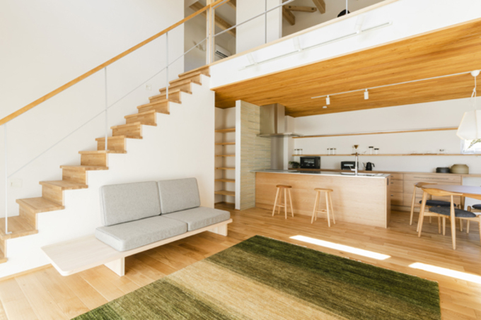 ずっと健康・長持ち・安心。標準仕様のレベルが違う高性能な家づくり