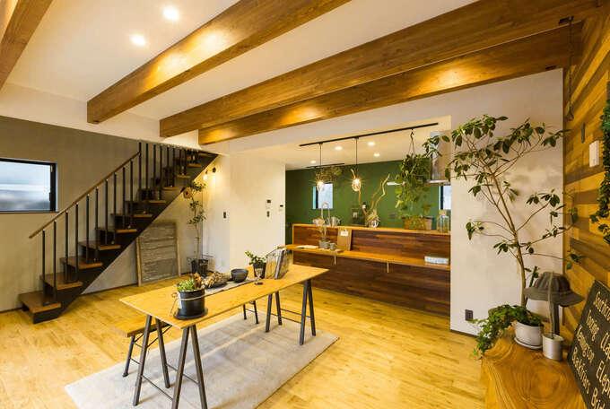 タツミハウジング【家事ラクで居心地のいい空間に包まれた「わたしをスキになれる家」】