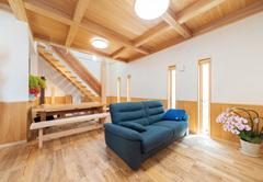 老舗工務店が選んだ究極の健康住宅 宿泊体験で快適空間を体感して
