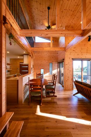 女性建築士ならではのしなやかな感性 施主さんの想像を超えた空間提案