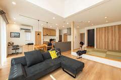 家事ラクな家で「ゆとりの空間&空間」を楽しむ暮らし