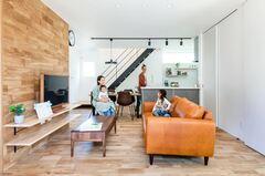 やっぱり建築家ってすごい! 建築家と叶えた理想のマイホーム