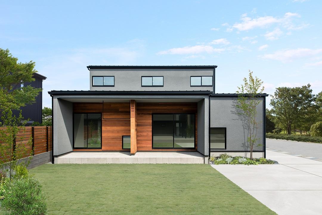 S.CONNECT(エスコネクト)【デザイン住宅、収納力、間取り】しばらくはゆっくり過ごしてこの家を体感したいけど、ゆくゆくは庭でのBBQを計画中