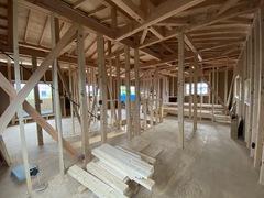 代々受け継がれてきた大工技術の高さで高品質の住宅を
