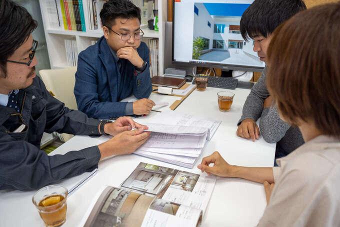 内田建設【土地探し、資金計画の相談から竣工後のメンテナンスまですべてお任せ】