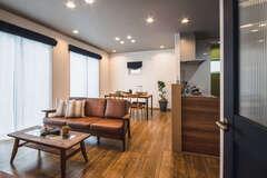 家事ラクな空間で日々の暮らしをゆったり楽しめる家