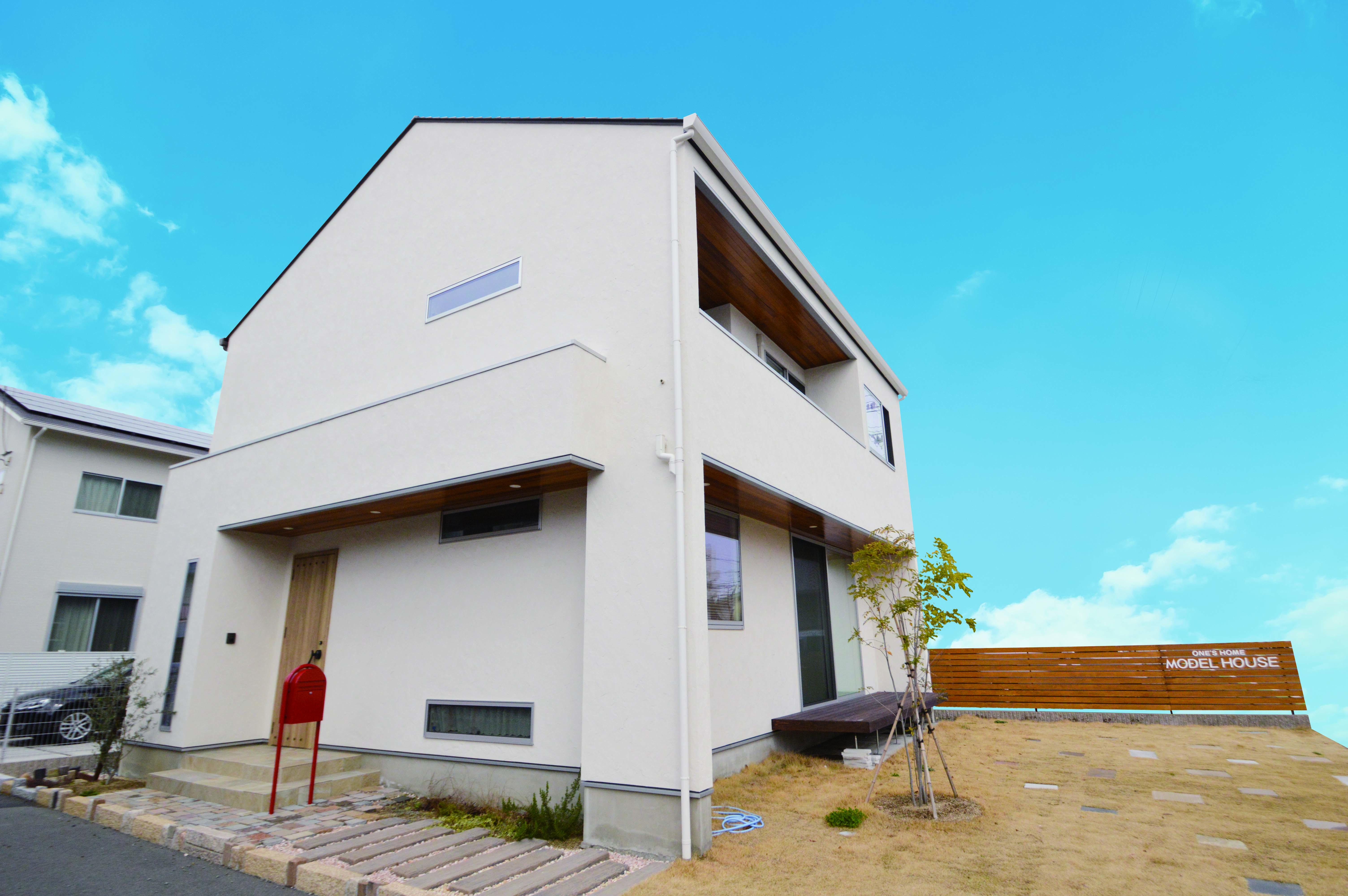 【MODEL HOUSE】 おしゃれママさん向けの北欧スタイルのお家 ※予約制