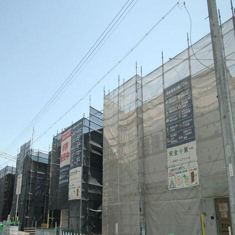 遠鉄ホーム【着工】