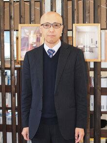 代表取締役 佐野吉彦