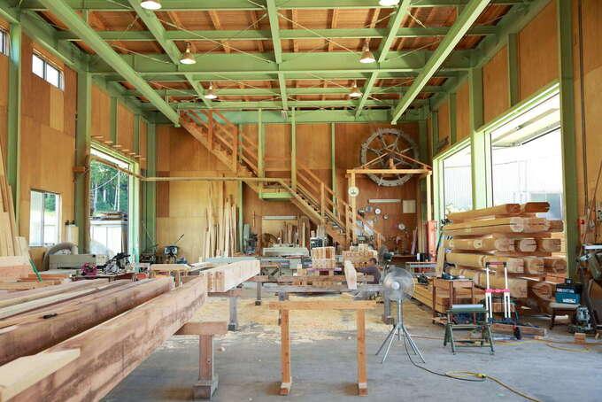住まい工房 整建【自社工場を持ち、自社大工が手作業で丁寧に加工】