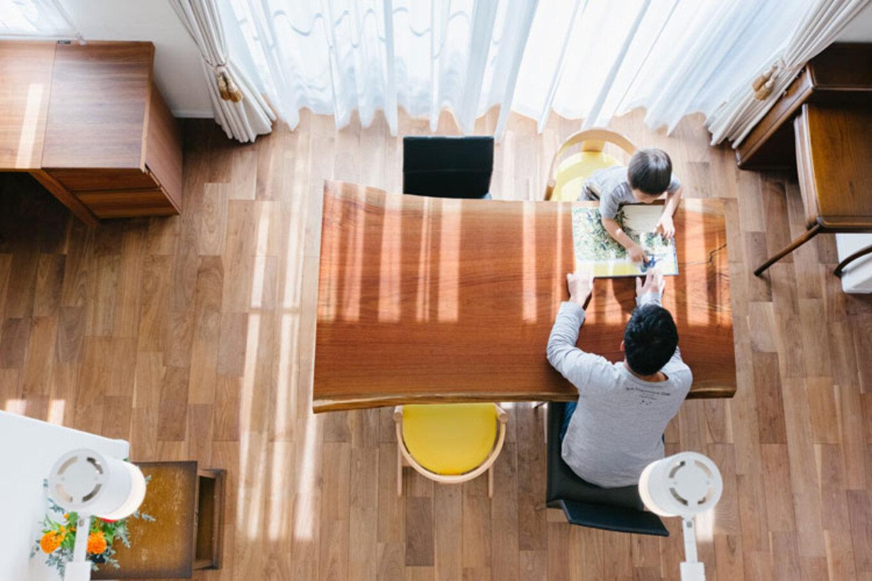 ナカゴミ建設【収納力、間取り、趣味】24時間全熱交換型換気システムにより、家中どこにいても温度差がなく快適に過ごせる。高い断熱と気密性能により、外の音がほとんど聞こえないほど静か