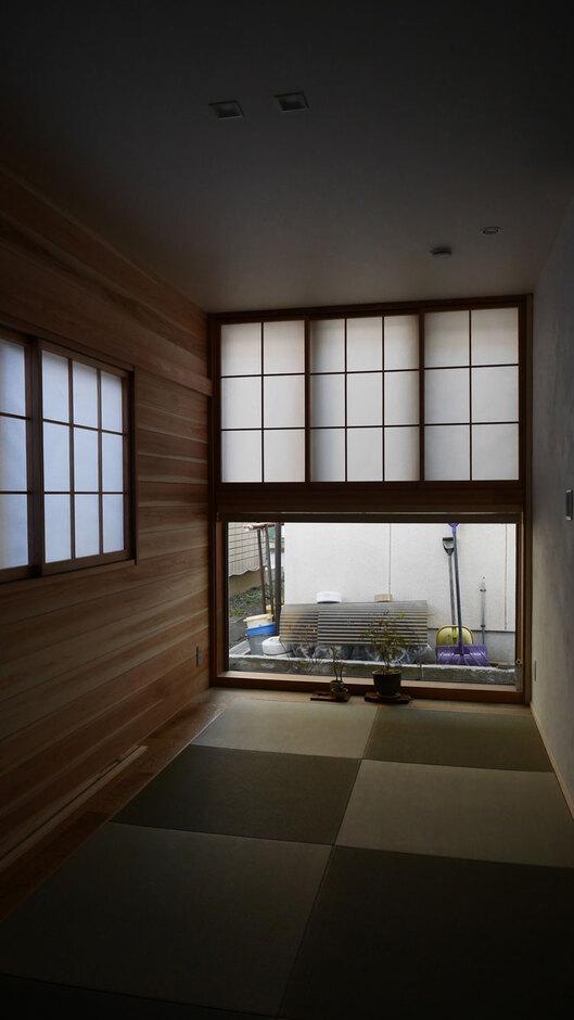 Nhouse【甲府市・モデルハウス】コンパクトながら、1階には客間を用意