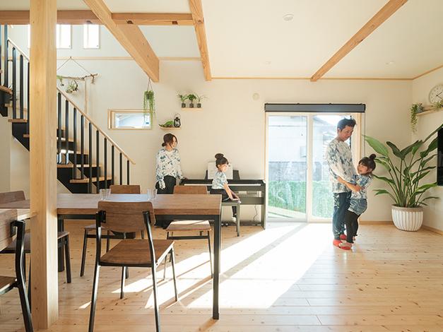 トモロハウス(エスライフ)【正確な施工と安心の保証でずっと家族に寄り添う】
