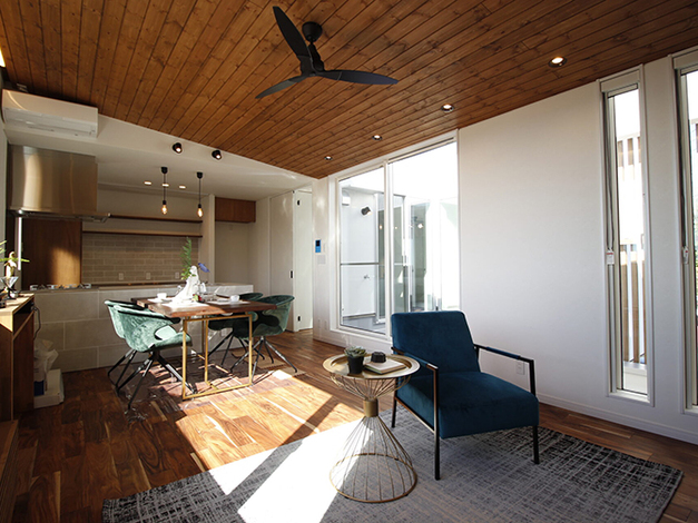 省燃費住宅 大洋工務店【建てた後の家計を楽にしてくれる「省燃費住宅」】