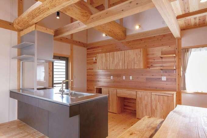 堀田建築【建具や家具も現場で相談】