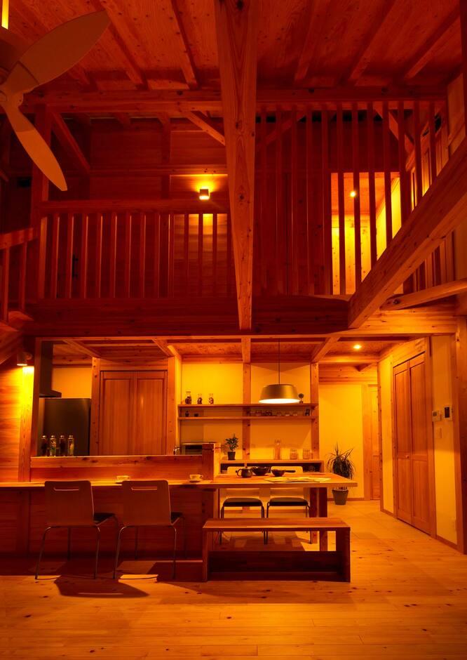 サイエンスホーム山梨【甲府市中町3-15・モデルハウス】ノスタルジックな空間に可愛さやオシャレ感を演出したリラックスできる家