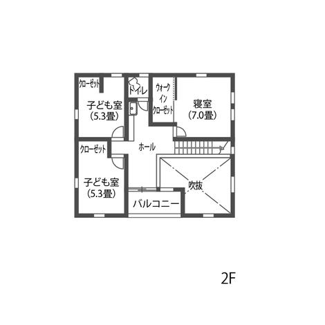 """富士ホームズデザイン 取っ手一つ、窓枠カラーまで""""好き""""でできた家は楽しい! 2F"""