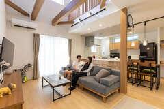 高い断熱性能とかわいい内装を両立した「快適すぎる家」