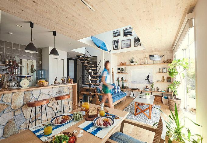 人気ブランドWTW(ダブルトゥー)が手がける規格住宅