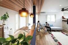 電力の自給自足+高断熱性能で 停電時でも普段通りに暮らせる家