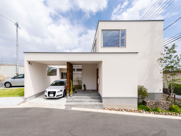 R+house 浜松中央(西遠建設)【建築家とつくるデザイナーズ住宅を、手の届く価格で提供】