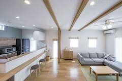 50年後も快適に暮らせる耐候性・気密性にすぐれた家