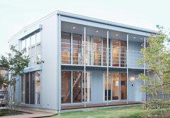 無印良品の家 岡崎店 木の家モデルハウス