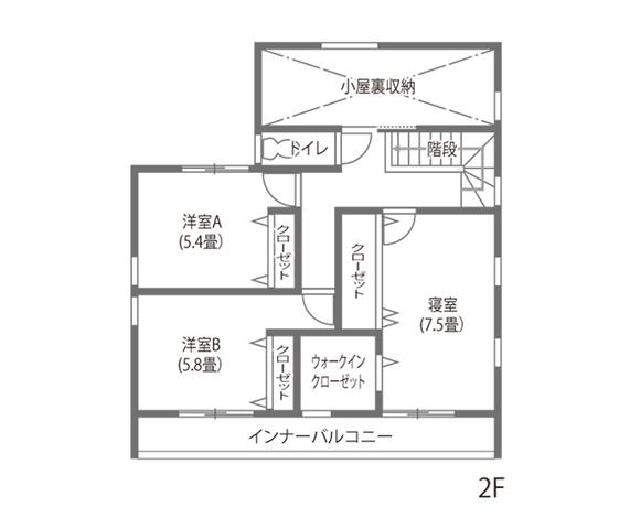 イデキョウホーム ずっと居心地よく暮らすためのHEAT20G2グレード&ZEH 2階