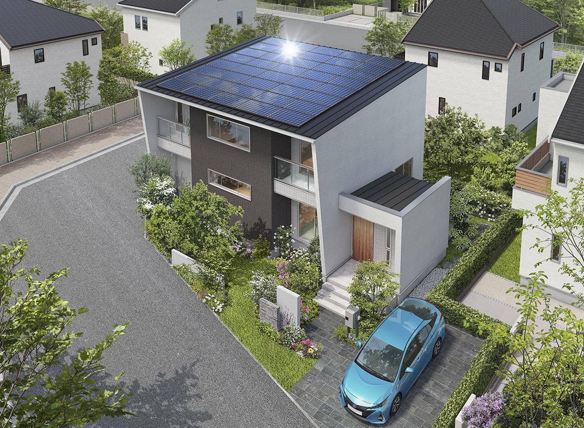 MEIKO夢ハウス(明工建設)のイメージ