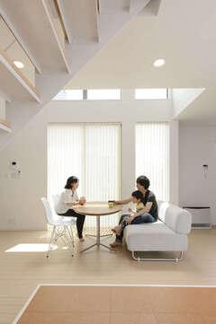 規格プランを上手にカスタマイズして、理想の家を実現