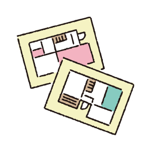 6.間取りは暮らしの理想イメージと環境の組み合わせで考える