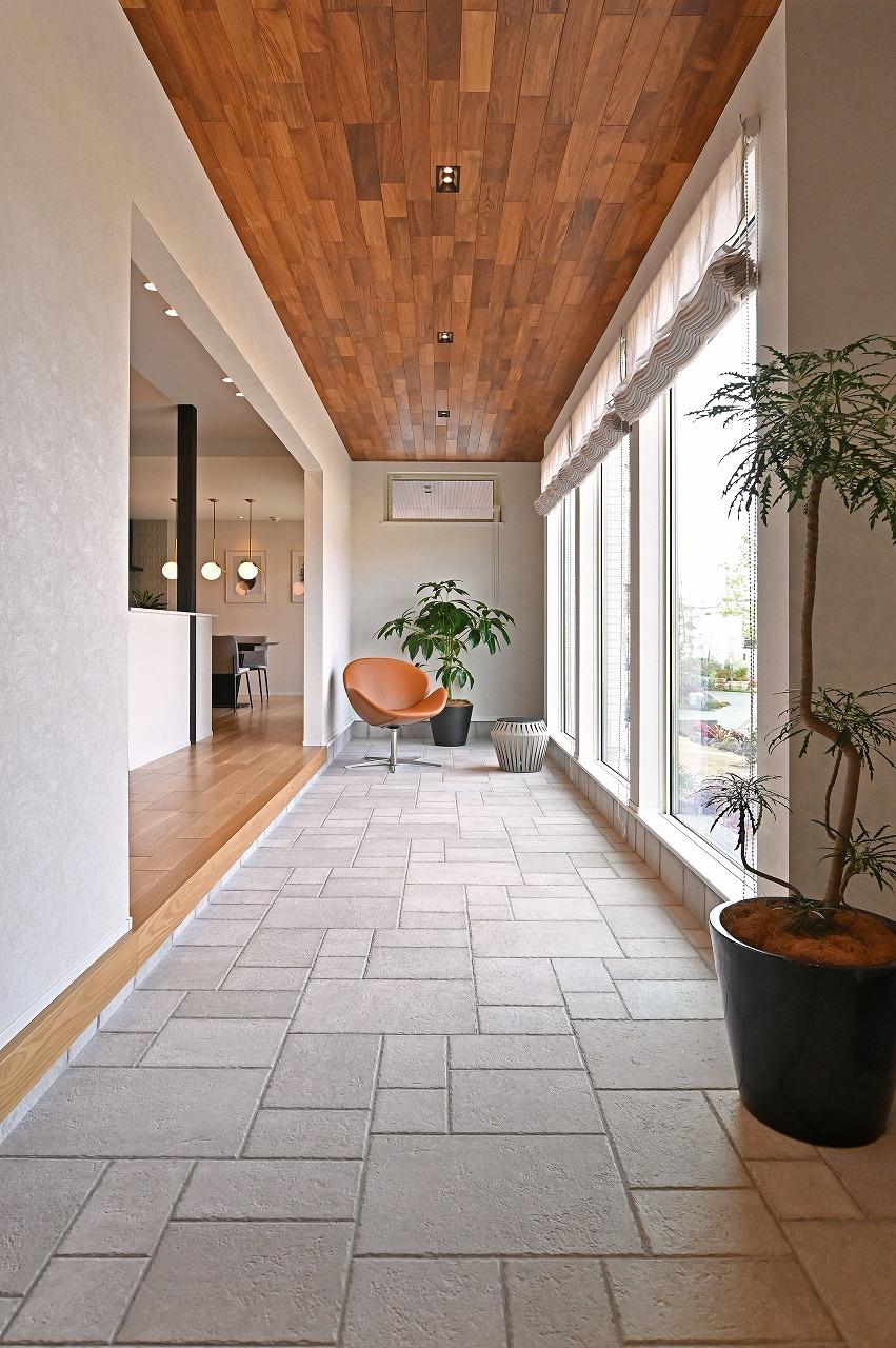クレバリーホーム浜松東店【浜松市南区南区青屋町400 ・モデルハウス】広く開放的な土間スペースは、サイクルスペース、ペットのスペース、趣味を楽しんだりと無限大の使い方が可能