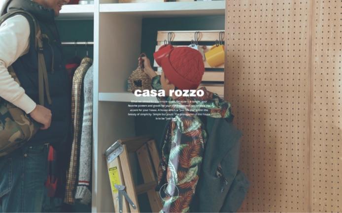暮らしをパッケージした家「Casa rozzo」説明会@MANUALgraph