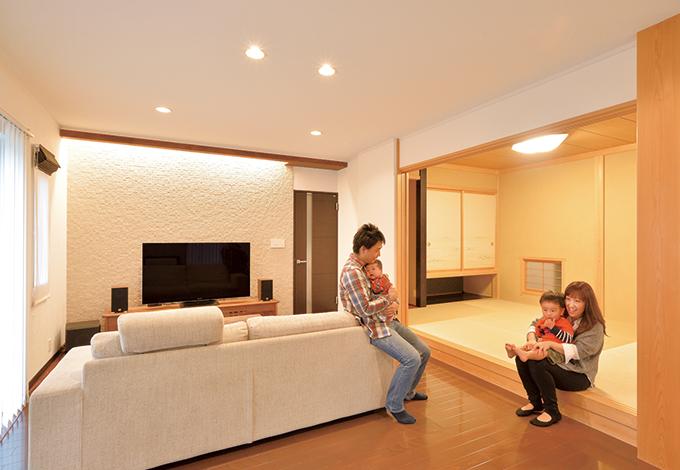 デザインと実用性を両立! 子育てママの笑顔が増える家