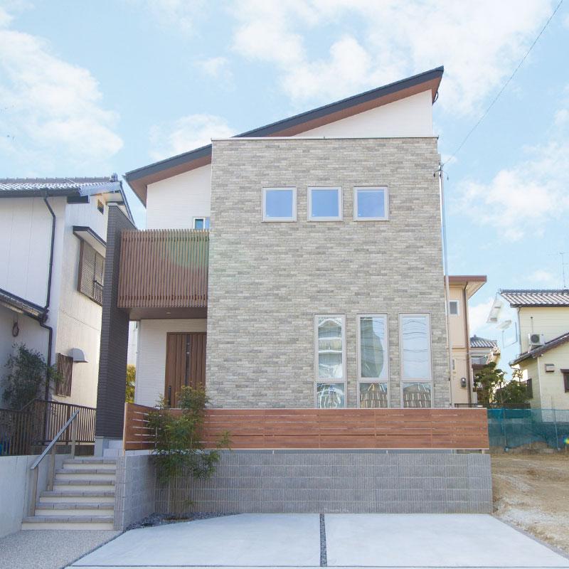 岡崎市緑丘2丁目 ECO住宅 完成見学会開催!