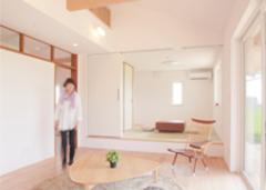 人と家計と環境にやさしい 自然素材の高性能エコ住宅